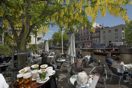 Photo: Café de Jaren