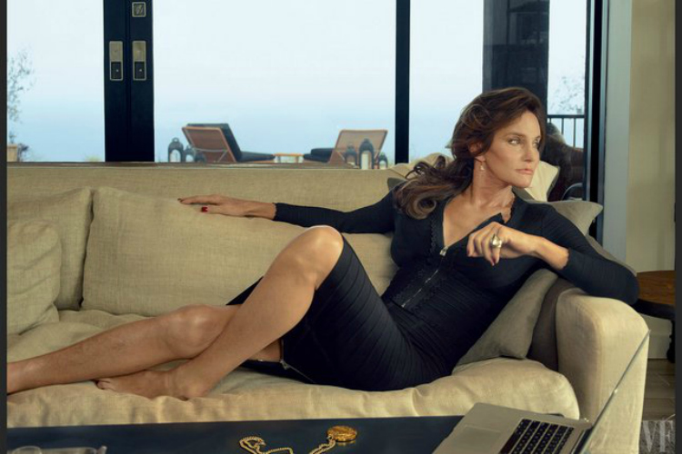 Caitlyn Jenner. Photo: Vanity Fair